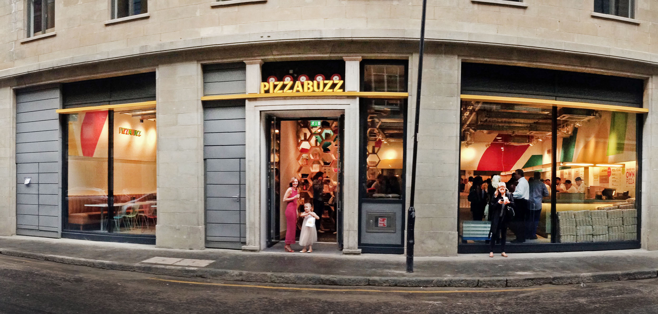 Pizza Buzz - Opening Party!
