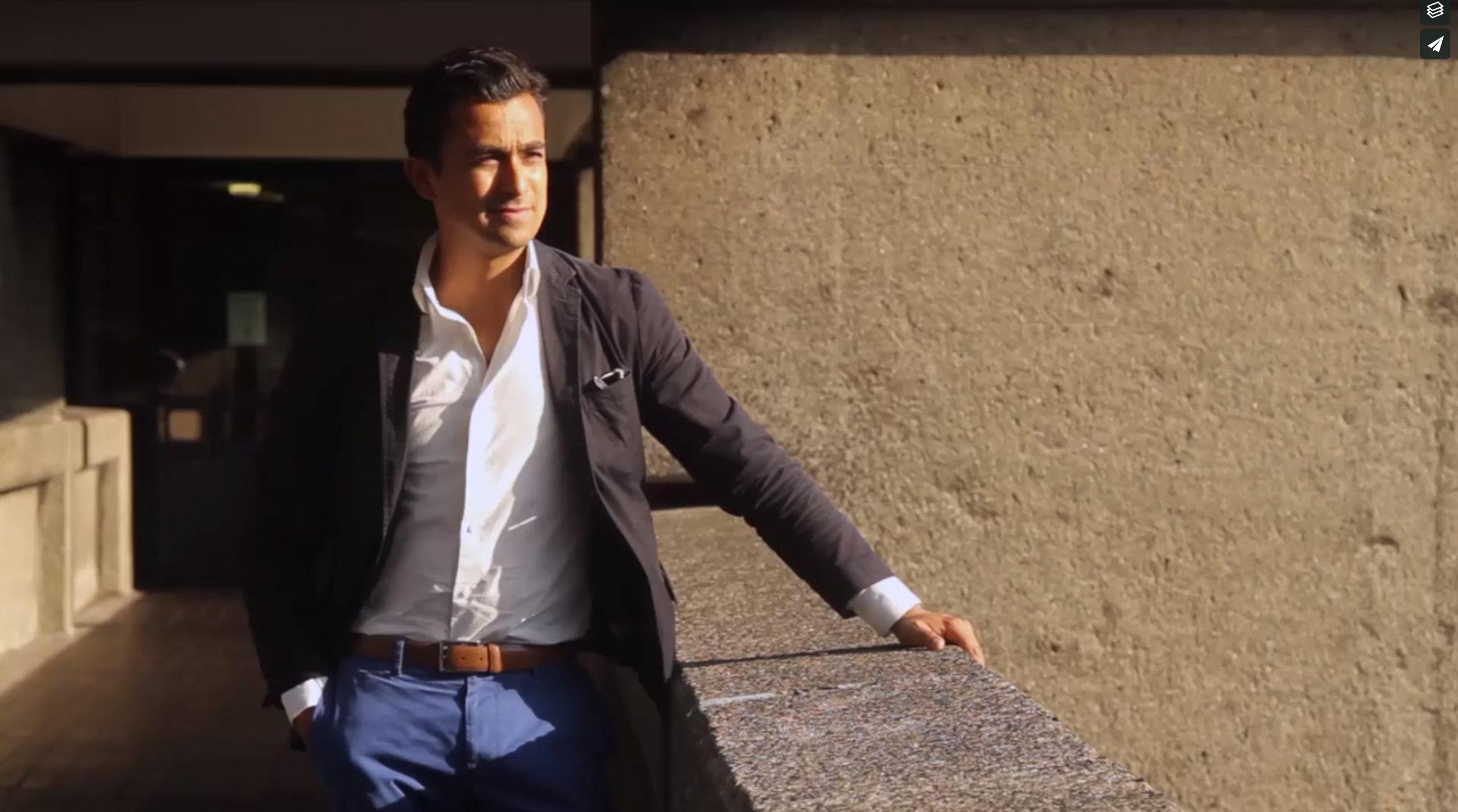 Marco Ortiz RIBA ARB, Design Director
