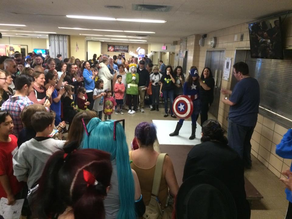 New Dorp Comic-Con