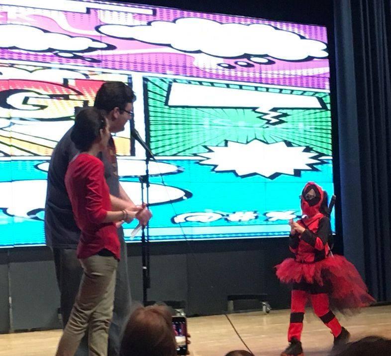 New Dorp High School Comic-Con