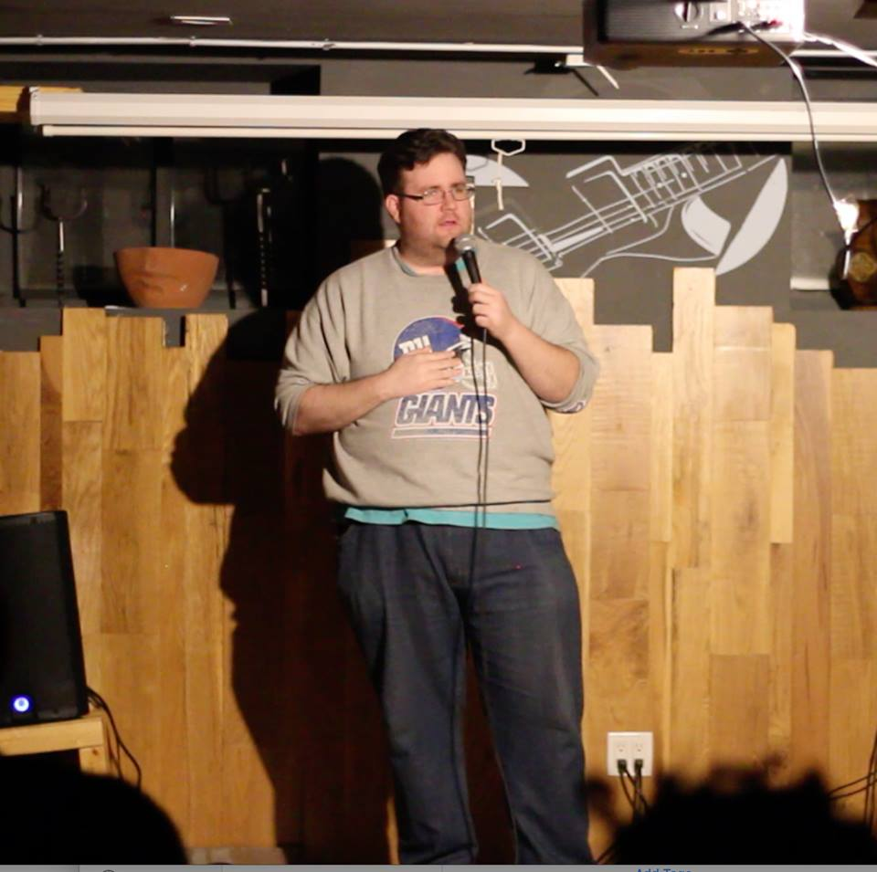 Popped Collar Comedy Show