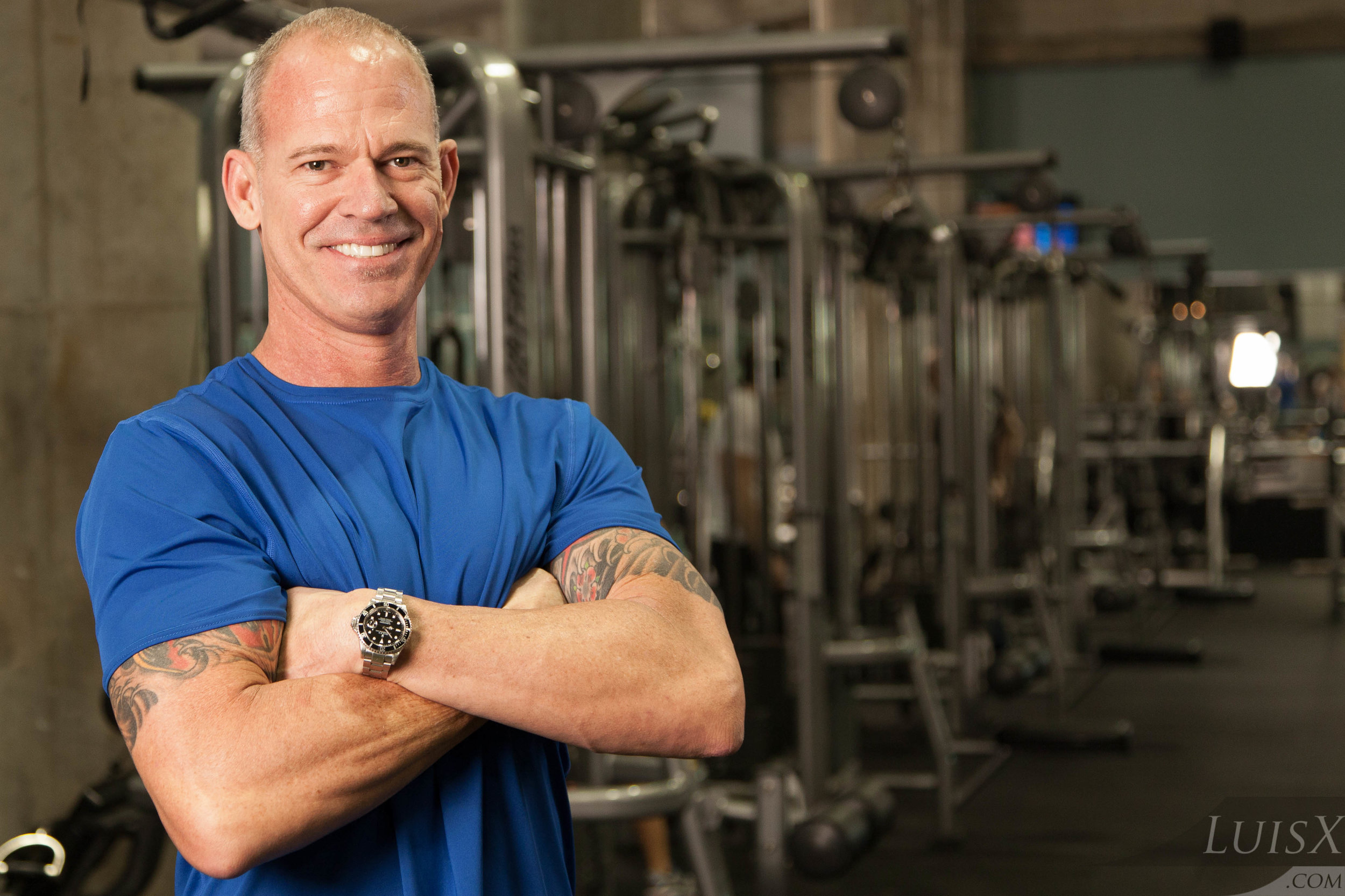 craig chapin personal trainer in tampa