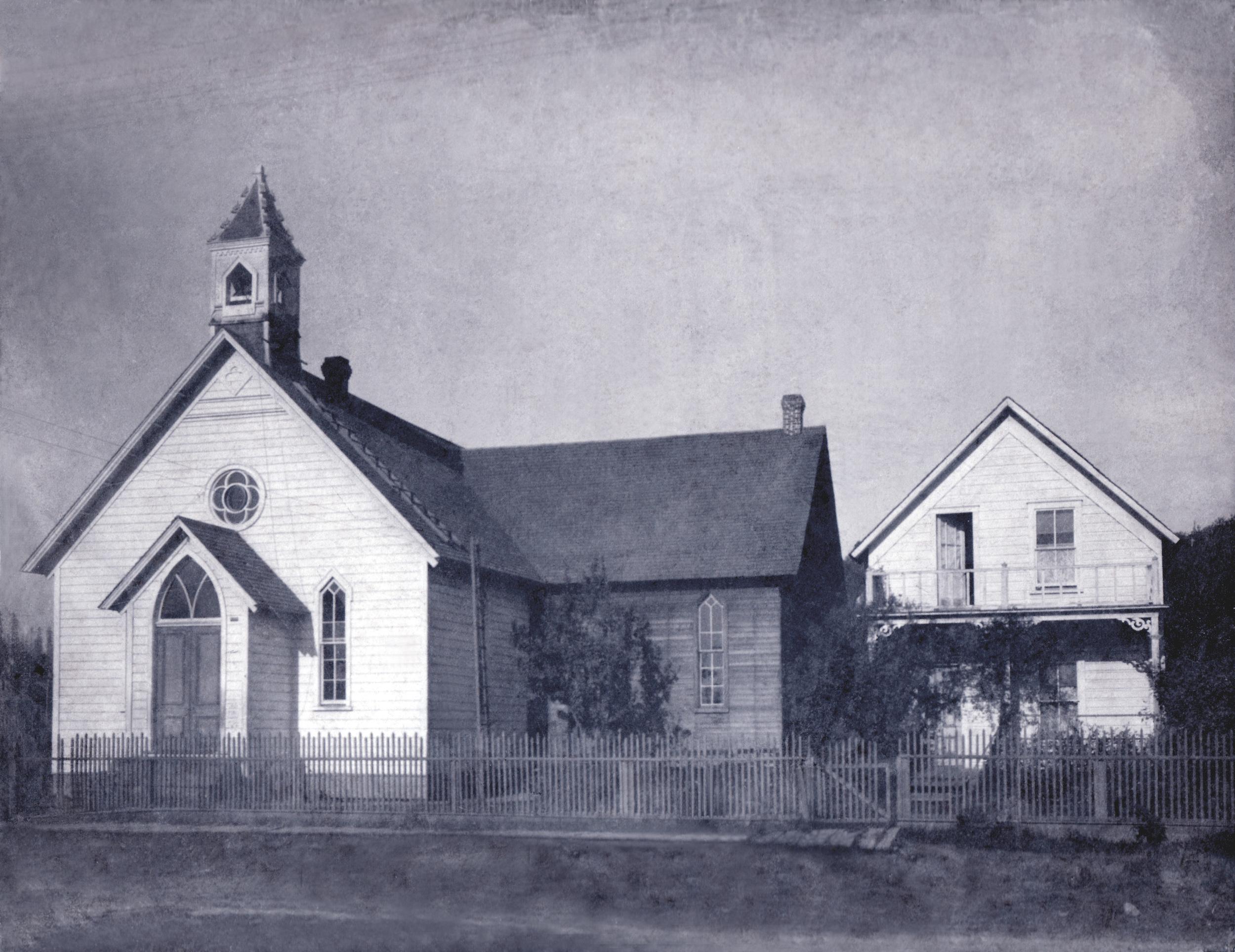 First Church - 1883