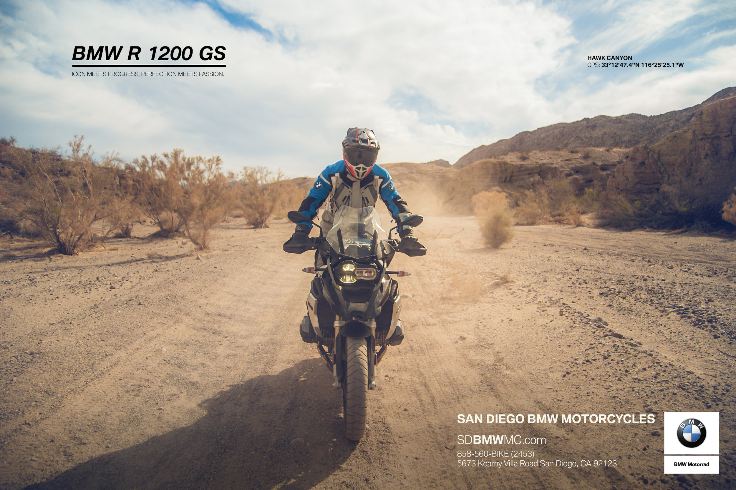 BMW Motorcycle 1200 GS