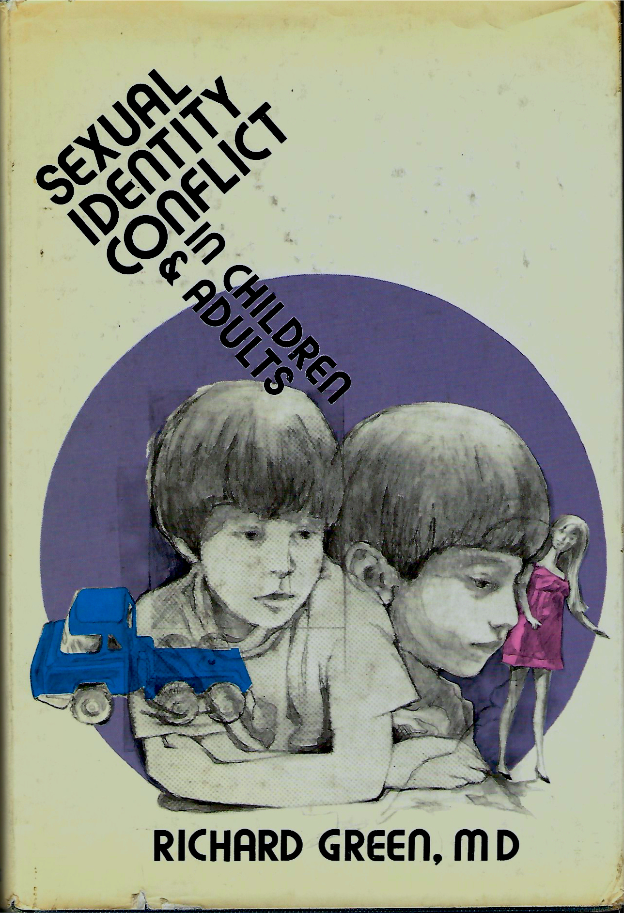 Sexual Identity Conflict in Children and Adults - Richard Green1974