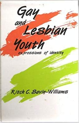 Gay and Lesbian Youth: Expressions of Identity - Ritch C. Savin-Williams1990