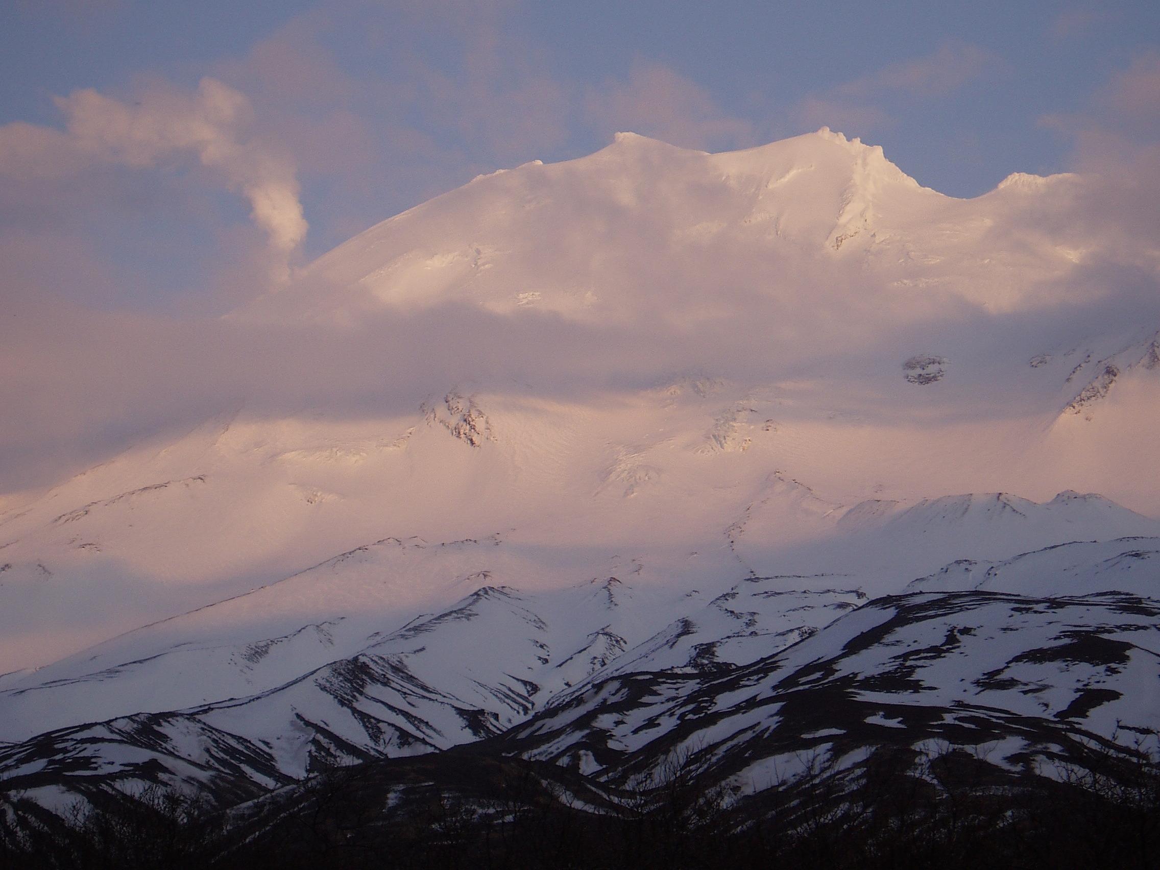 Spring on the Alaska Peninsula