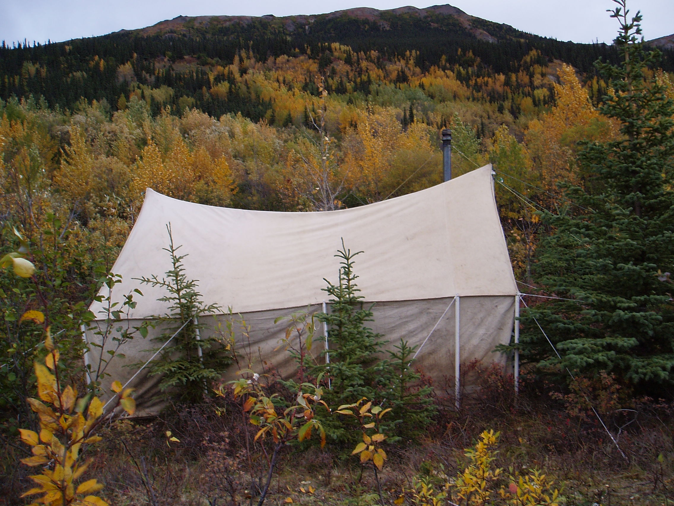 Our cook tent.