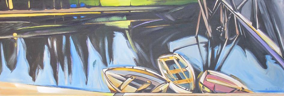 Boat Ramp - Deep Cove (WBS #3)