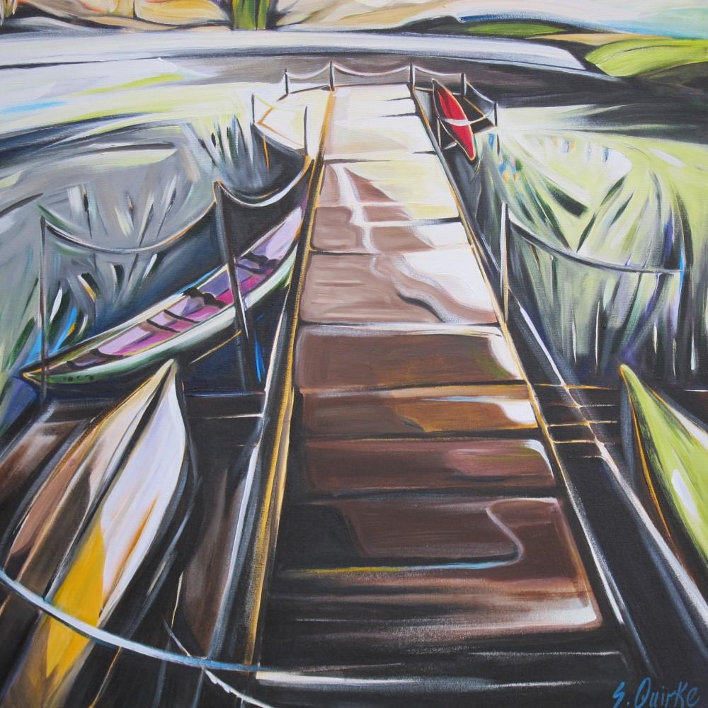Nita Lake Dreamboats #3 (WBS #16)