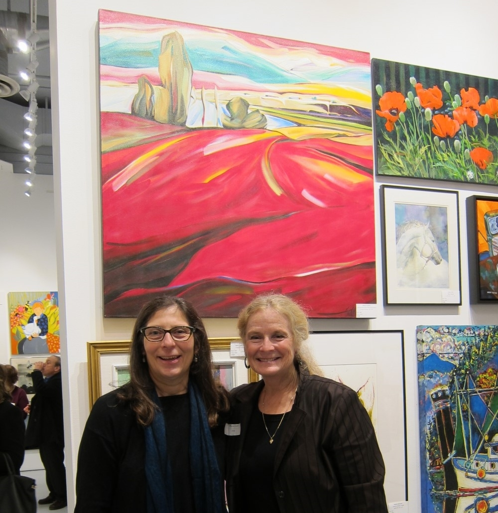 Art Rental Show, Lakeview Road November 2014 <br> Cityscape Gallery, North Vancouver, BC