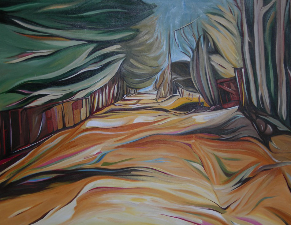 BC Gold Landscapes - SouthSide Hemlock (BC Gold #14)  48 X 60  SOLD (1000 x 750).jpg