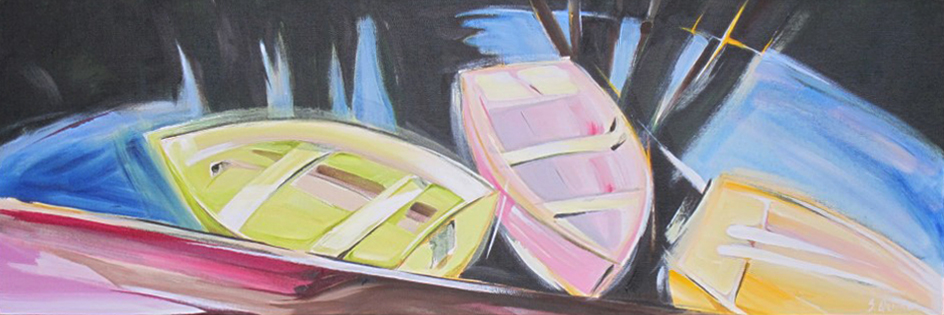 Wooden Boat 2013 - 11 - A River Runs Throught It (WBS #4)  12 X 36  AVAILABLE (1000 x 561).jpg