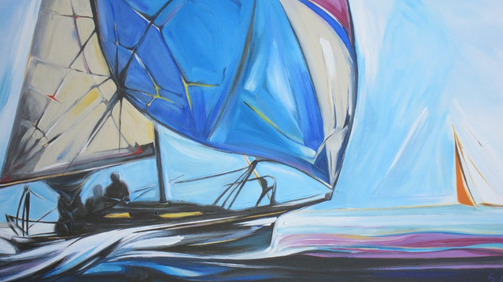 Sail 2015 - Breaking Loose (Sail Series #4)  18 X 36  AVAILABLE (1000 x 561).jpg