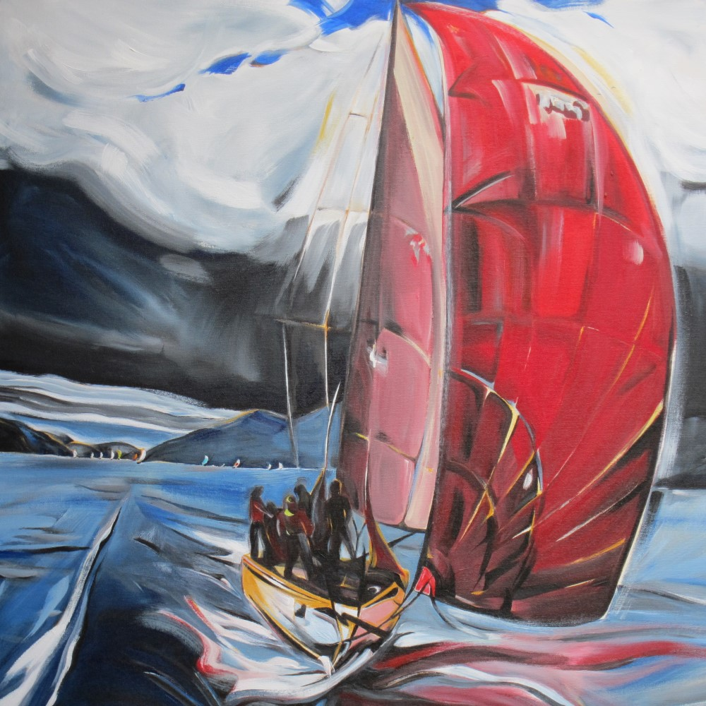 Sail 2015 - Van Isle 360 (Sail Series #10)  30 X 30  AVAILABLE (1000 x 1000).jpg