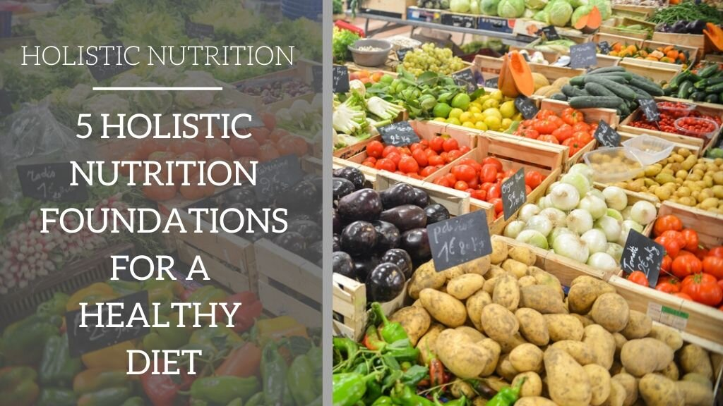 what is a holistic diet?