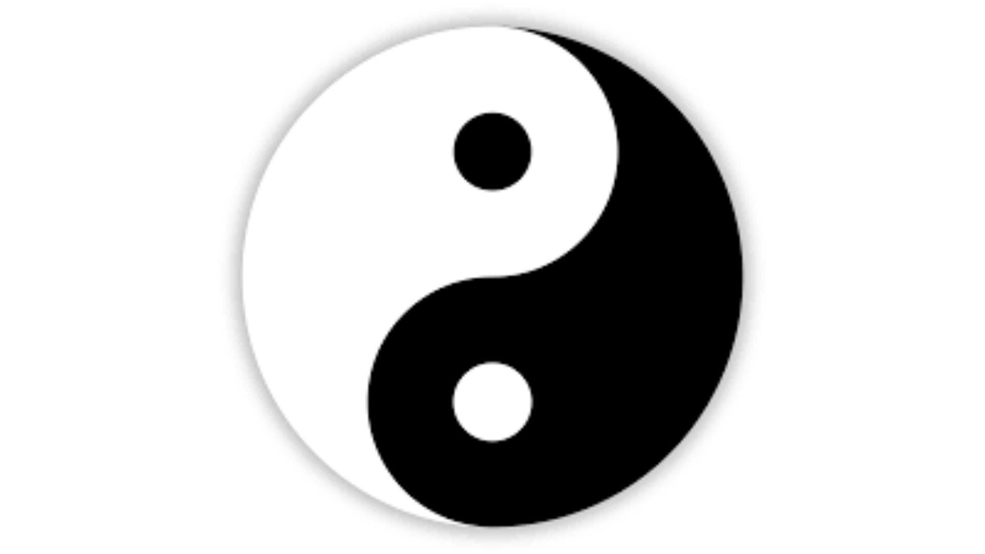 yin și yang în tranzacționare