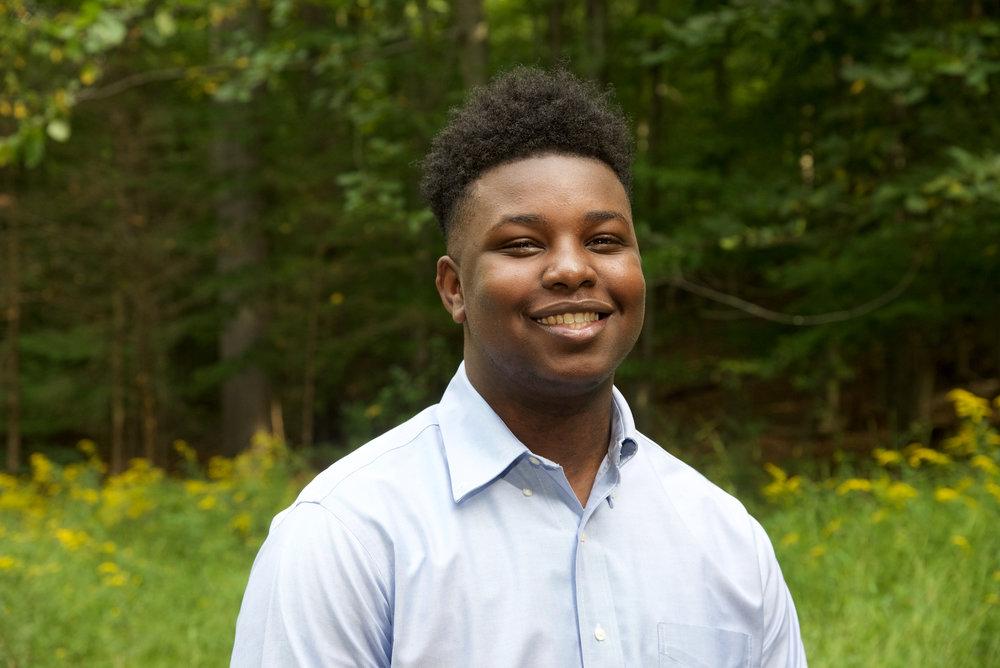 Jarod Ferguson '18  University of Pittsburgh