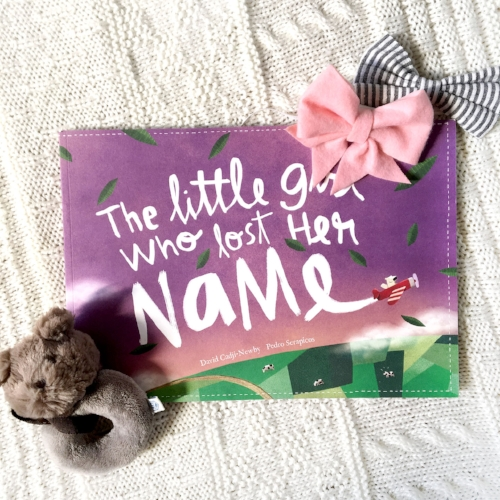 The Little Girl Who Lost Her Name from LostMy.Name
