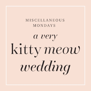 KittyMeowWedding
