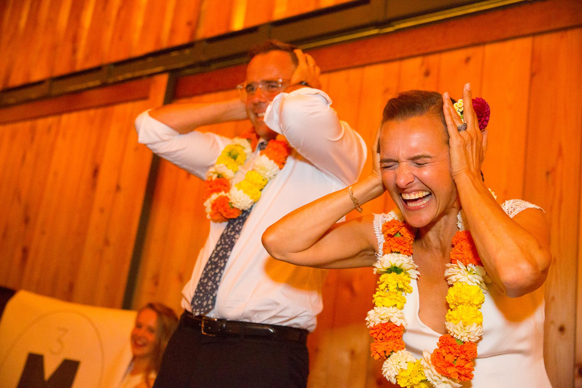 Surprise Wedding Experience