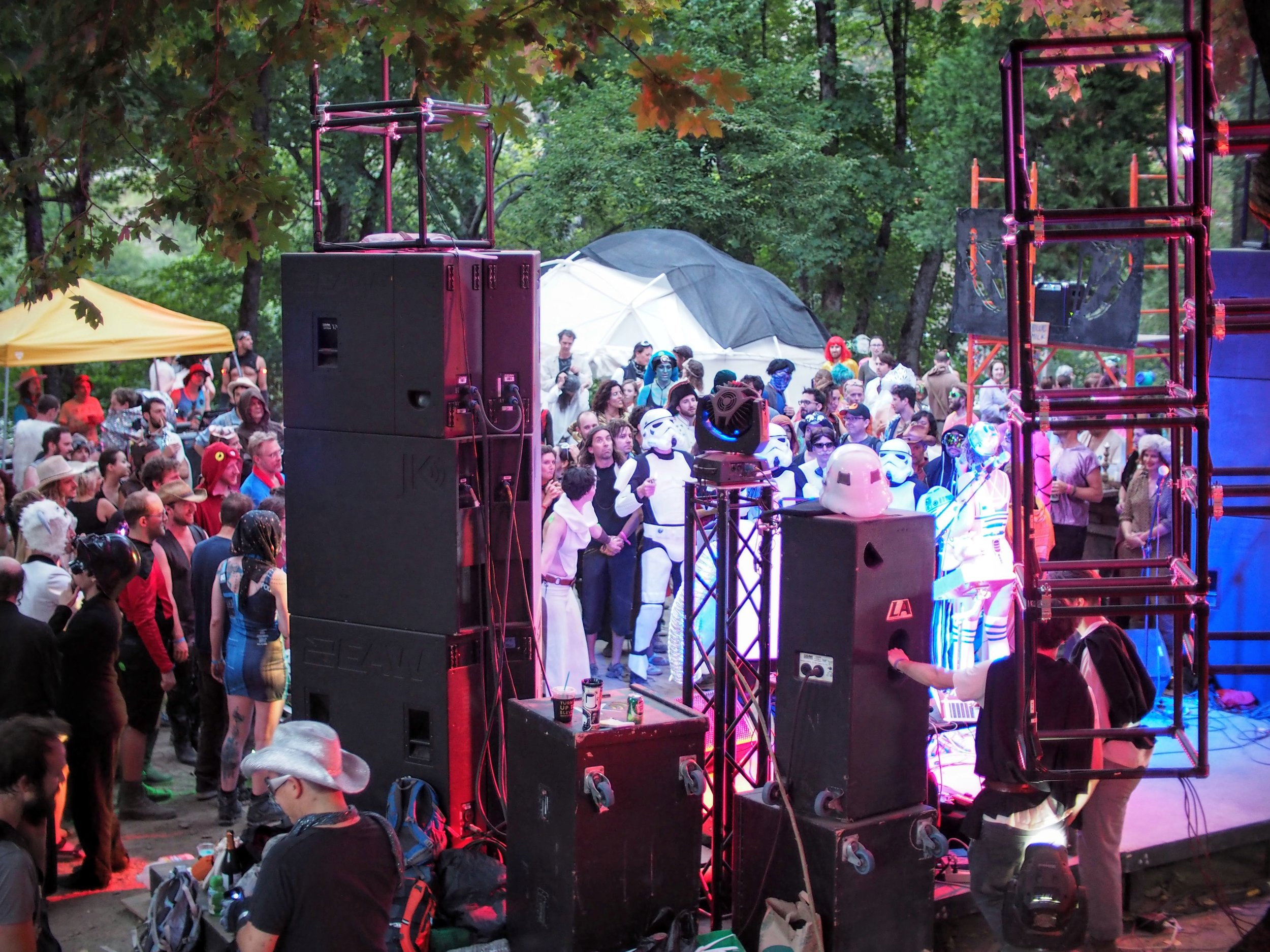 Mos Eisley Cantina—Priceless Festival