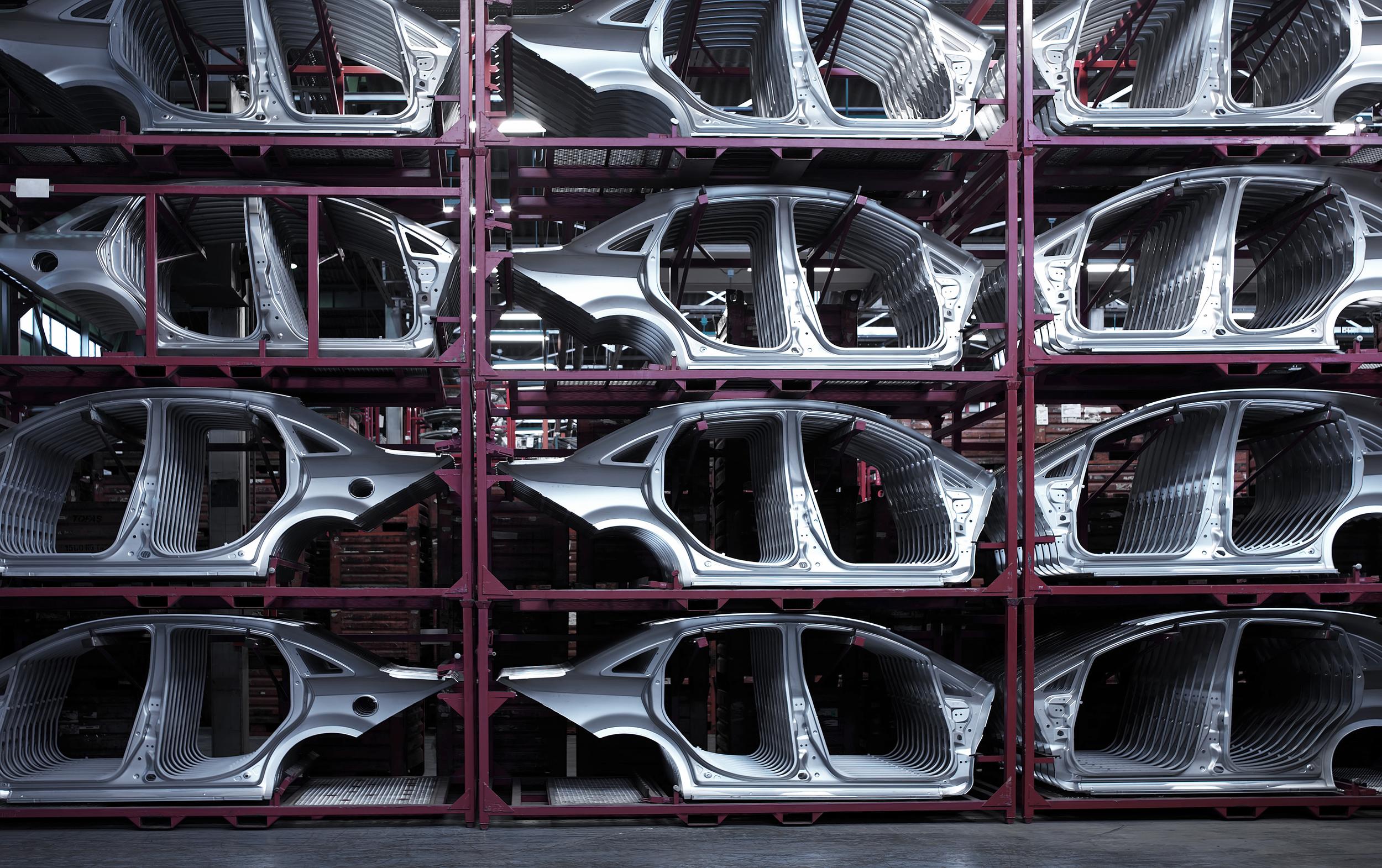 Automotive Aluminium