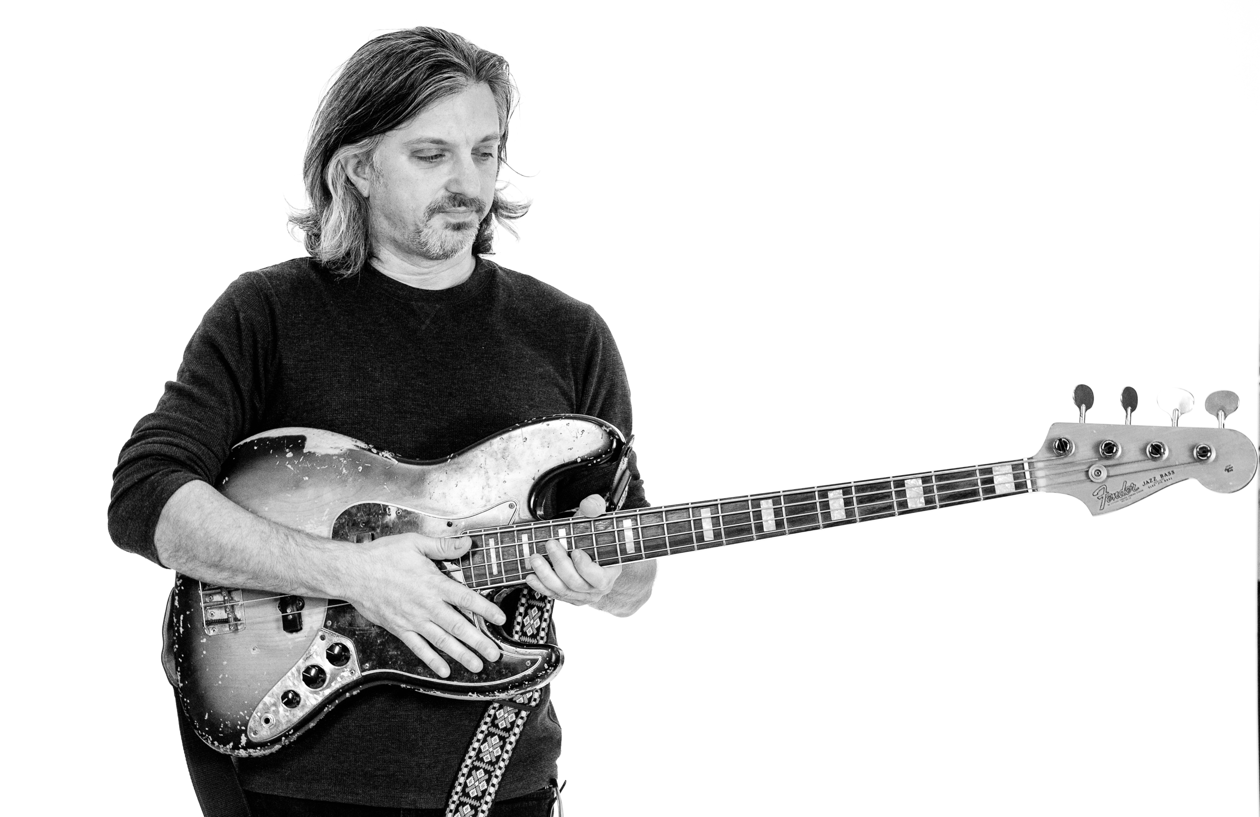 andy stoller on bass