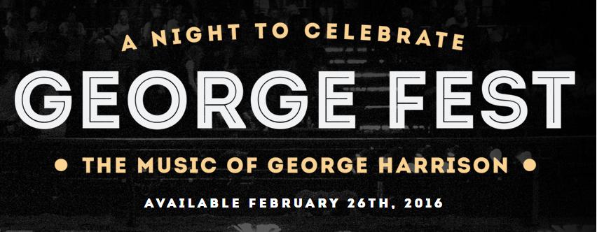 Georgefest A night to celebrate