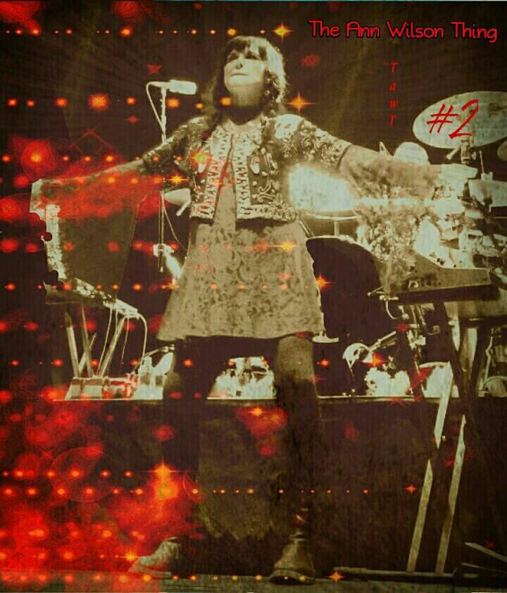 ann wilson on stage