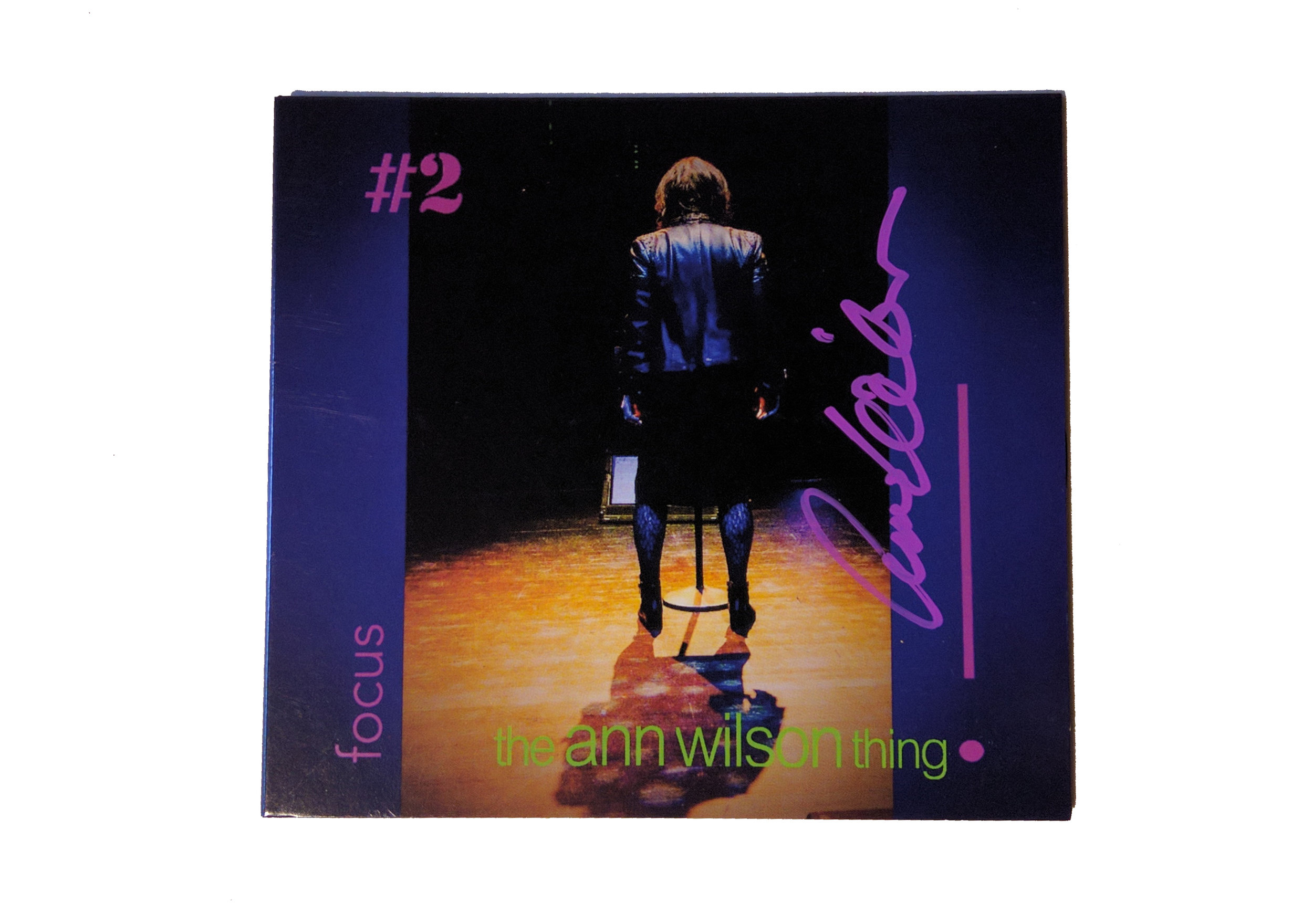 New signed copy of tawt - ep#2 focus