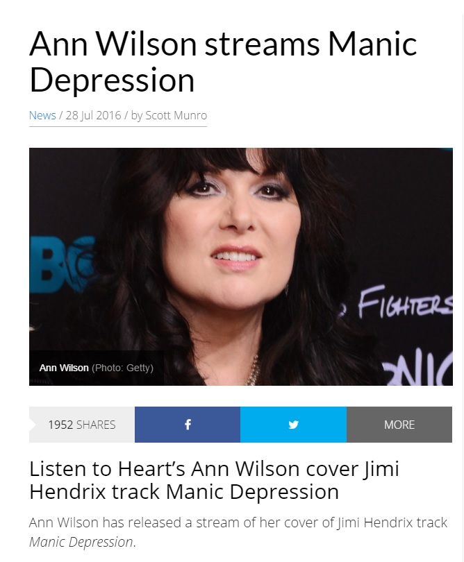 ann wilson on autotune