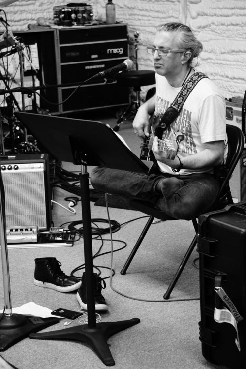Andy Stoller Bass AWOH