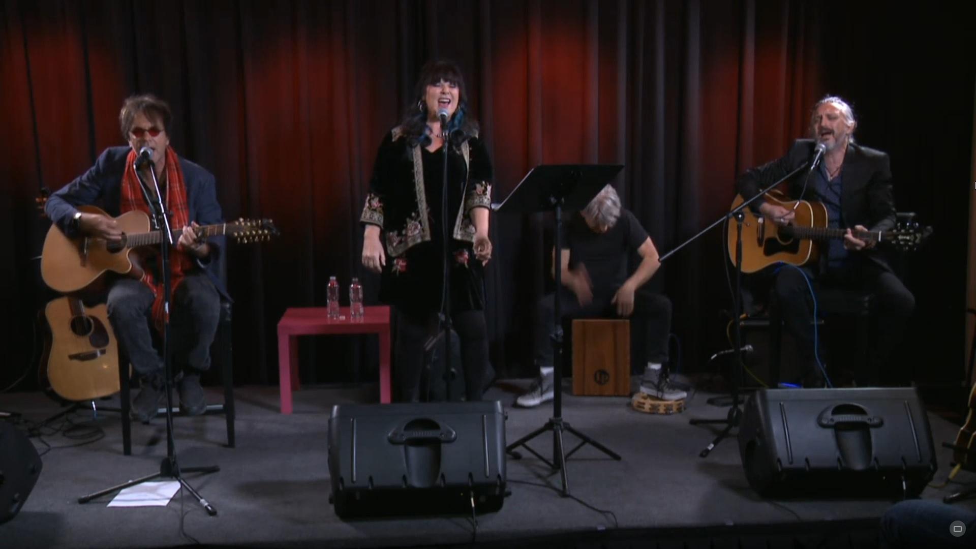 ann wilson live unplugged