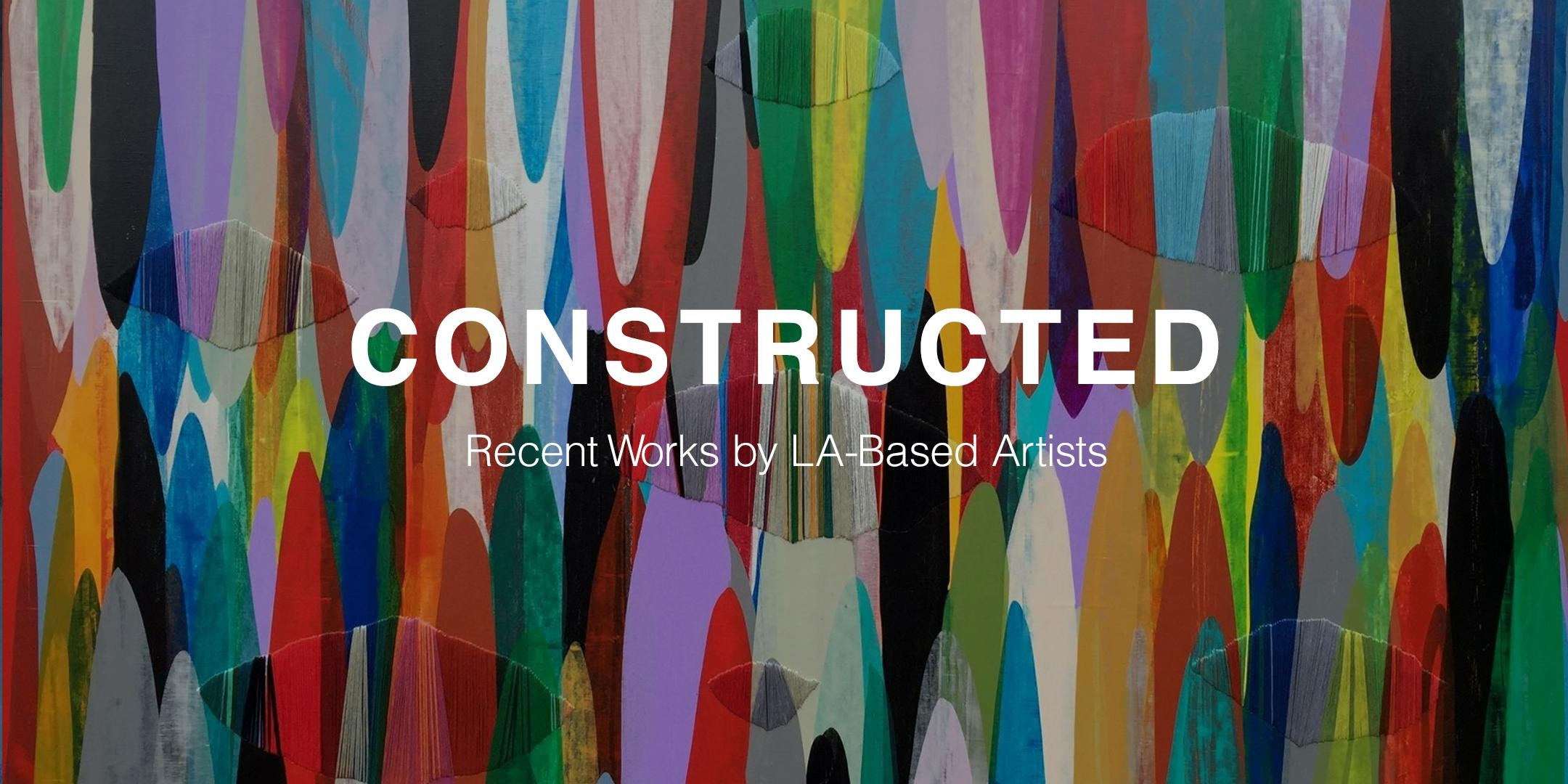 Thursday, February 1, 2017 6-9pm Opening Reception Complimentary valet parking on site   Please RSVP by January 28th    Join Saatchi Art on the evening of February 1st in Santa Monica for the opening of our newest exhibition CONSTRUCTED. This collection of Los Angeles-based artists defy the traditional bounds of their mediums and challenge the physicality of their artistic practice. Quite literally, each artwork is uniquely and innovatively constructed.   www.saatchiart.com