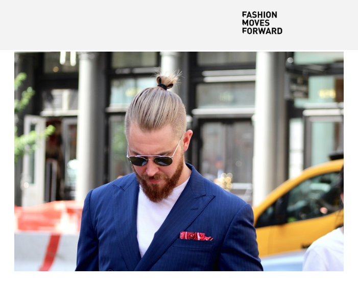Fashion Moves Forward