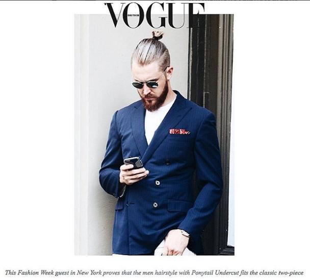 Deutsch Vogue