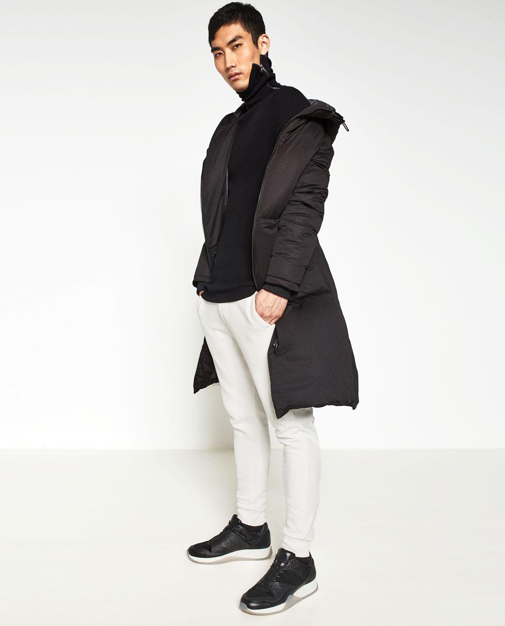Zara: $40