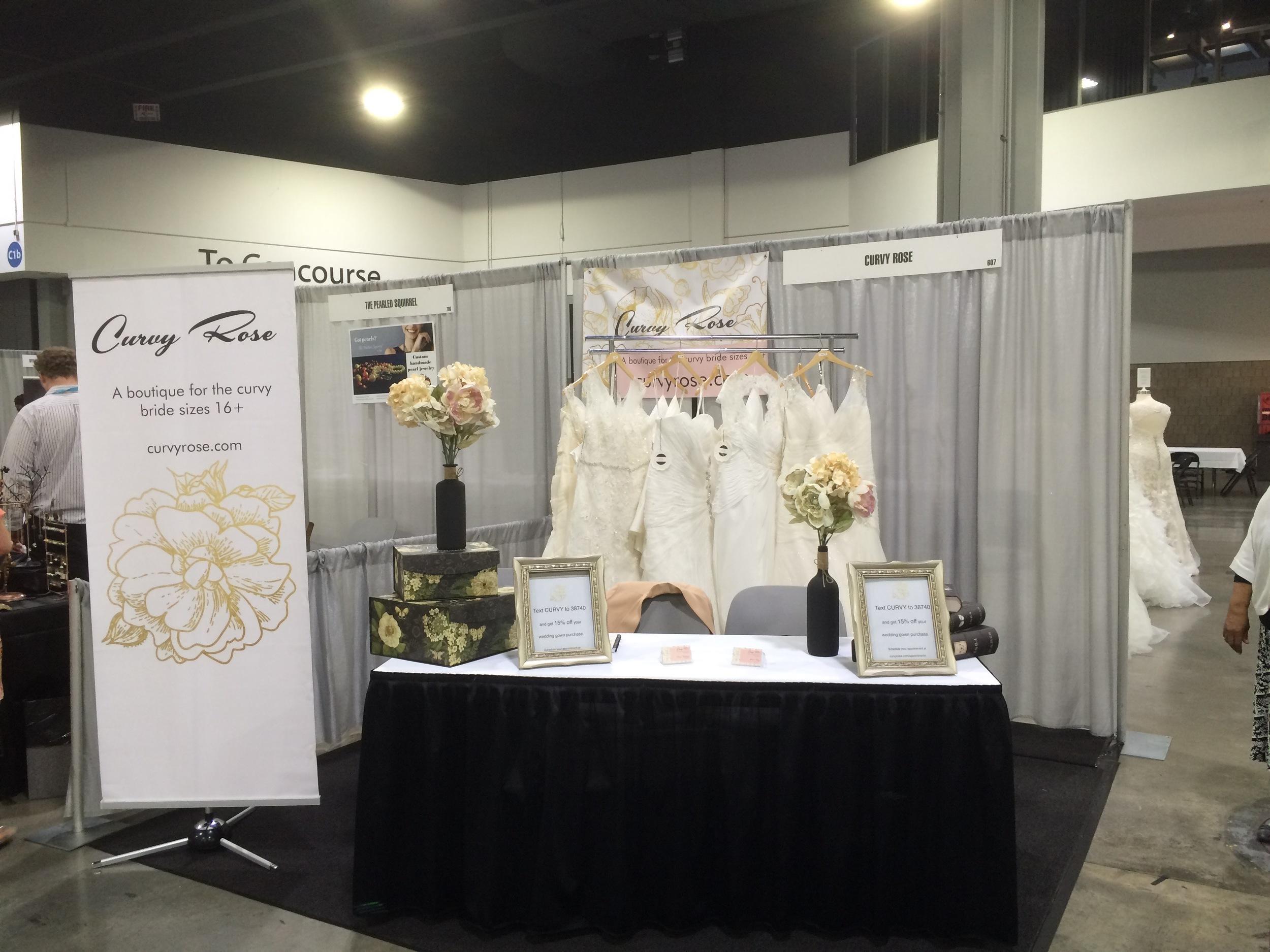 Curvy Rose | Atlanta, GA | plus size bridal store | David Tutera