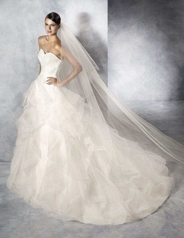 Pronovias.jpg | Curvy Rose | Plus size bridal store | Atlanta, GA