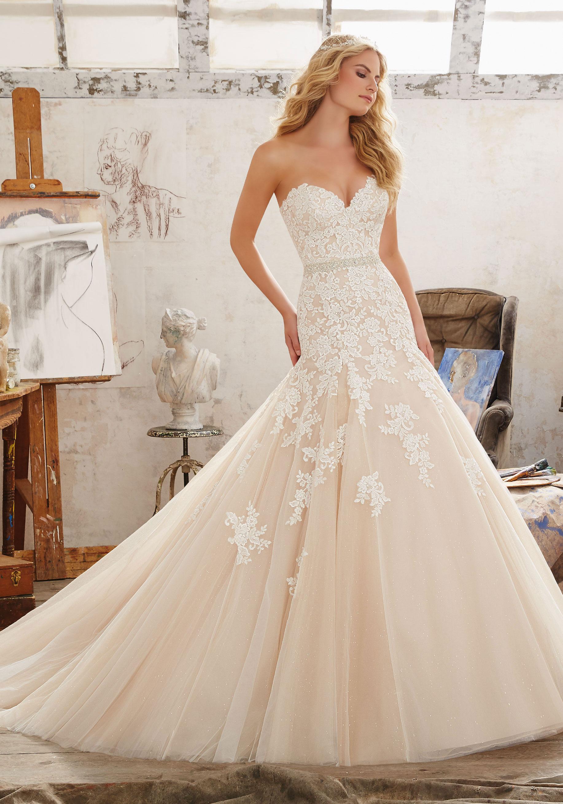 MoriLee | Curvy Rose | Atlanta, GA | plus size bridal store