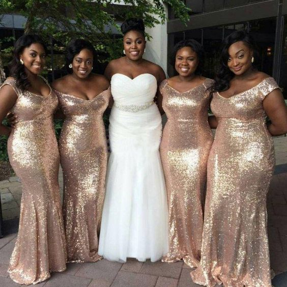 Choosing bridesmaids | Curvy Rose | Atlanta, GA | plus size bridal store