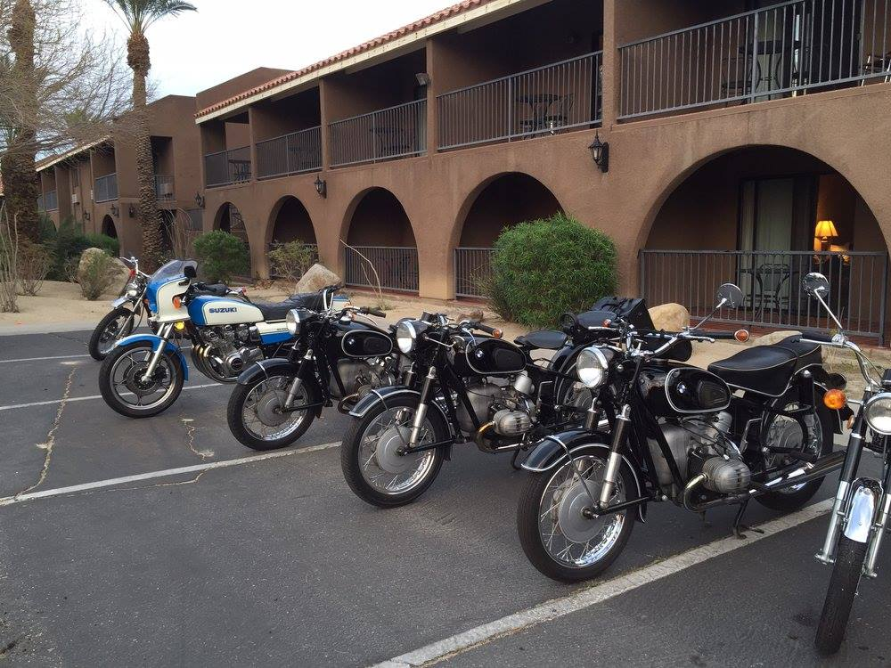 Wednesday, March 3 - More bikes.