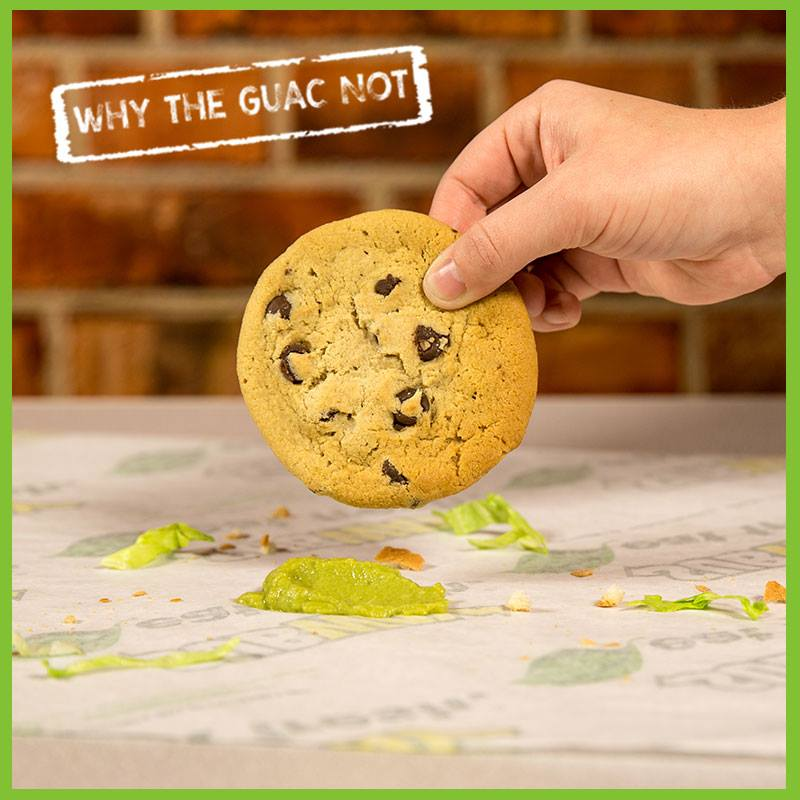 Why the Guac Not? - THE ASKSpread the good word about guacamole coming to SubwayTHE IDEAYou'd be hard pressed to find someone that's not a fan of guacamole so we created over-the-top examples of the fandom surrounded this king of dishes.
