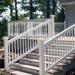 IF&R Deck & Railings