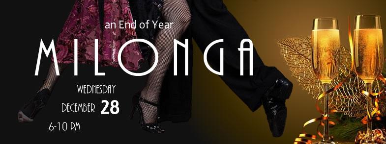 an End of Year Milonga