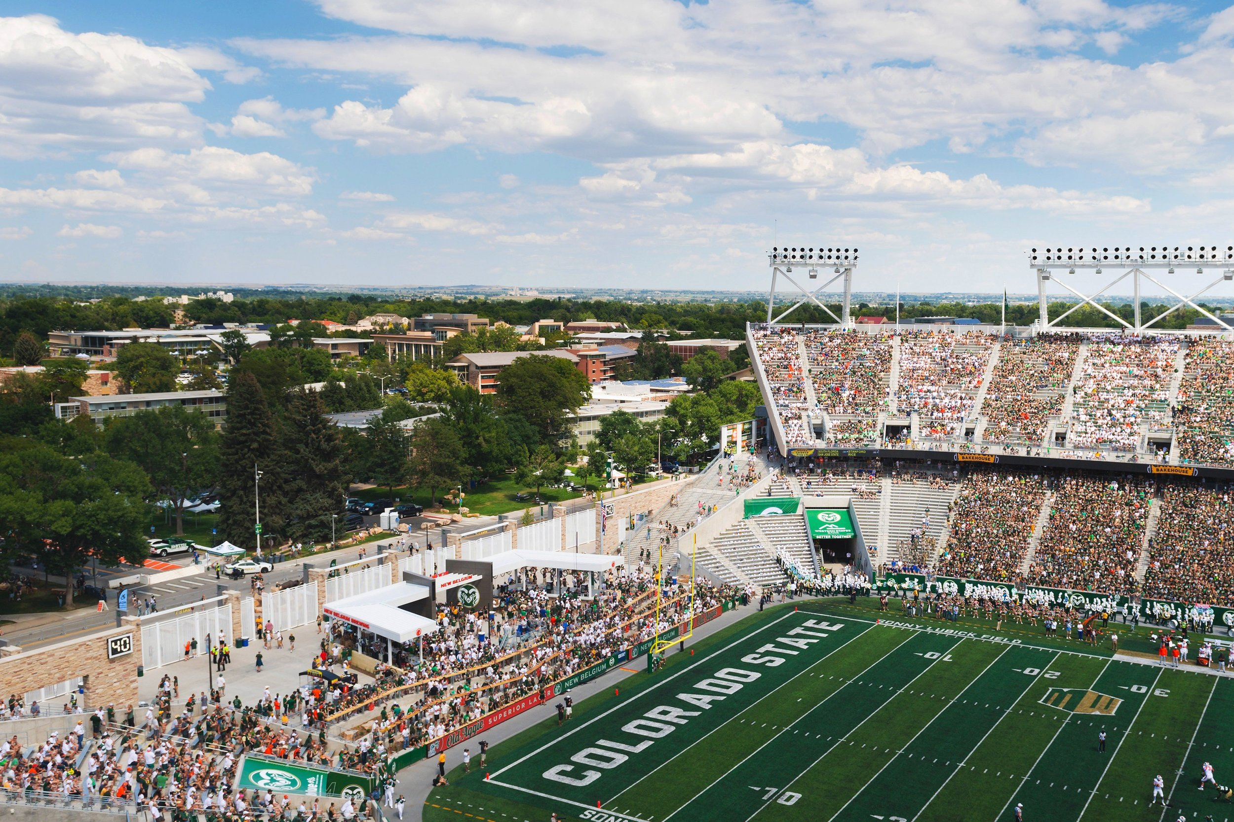 Strategy: - Create a stadium and game day experience that reflects Northern Colorado's values, lifestyle, and culture.