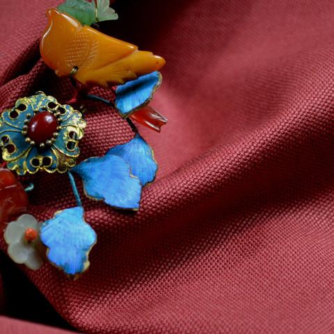 Winthrop Tibetan Red