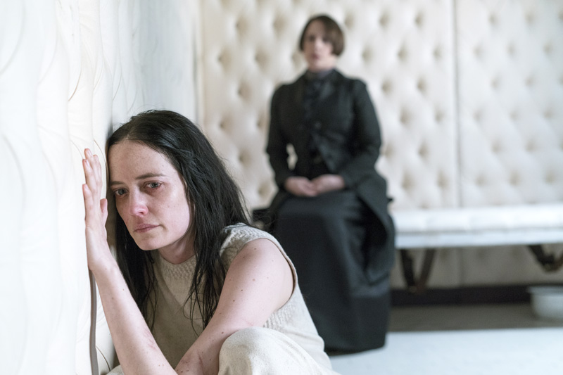 Siris King recaps penny dreadful episodes A blade of Glass, as well s the following episode. This World Is Our Hell.