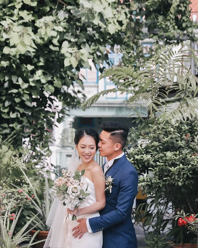 . . . . #sgbride #sgwedding #sgweddings #singapore #sgweddingvideographer #sgweddingphoto #sgweddingplanner #theweddingscoop #thebridestory #zwxhj